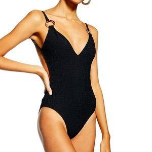 Top shop Plunge Swimsuit